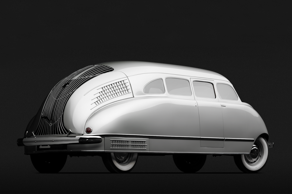 Classic & Sports Car – See the world's first minivan at the Concours of Elegance