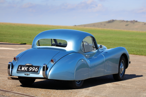 Classic & Sports Car – This XK120 is the rare Jaguar you've never heard of