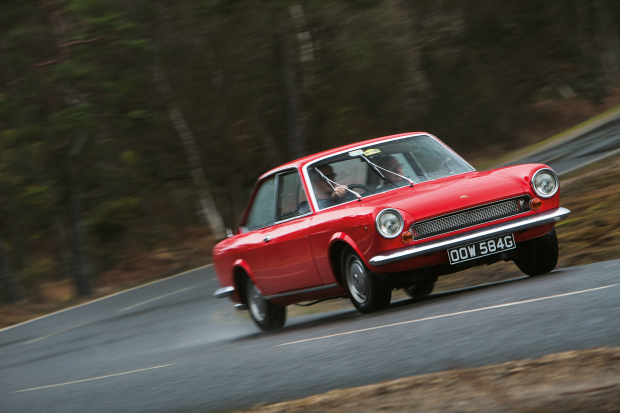 Classic & Sports Car – A cut above: Alfa Romeo GT 1300 Junior vs Fiat 124 Sport vs Lancia Fulvia Coupé