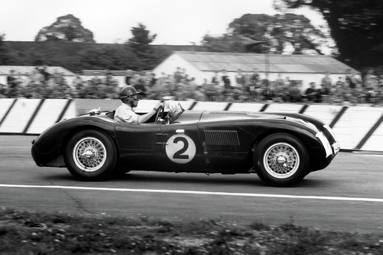 Classic & Sports Car – Revival '19: D-Day's motor-racing heroes