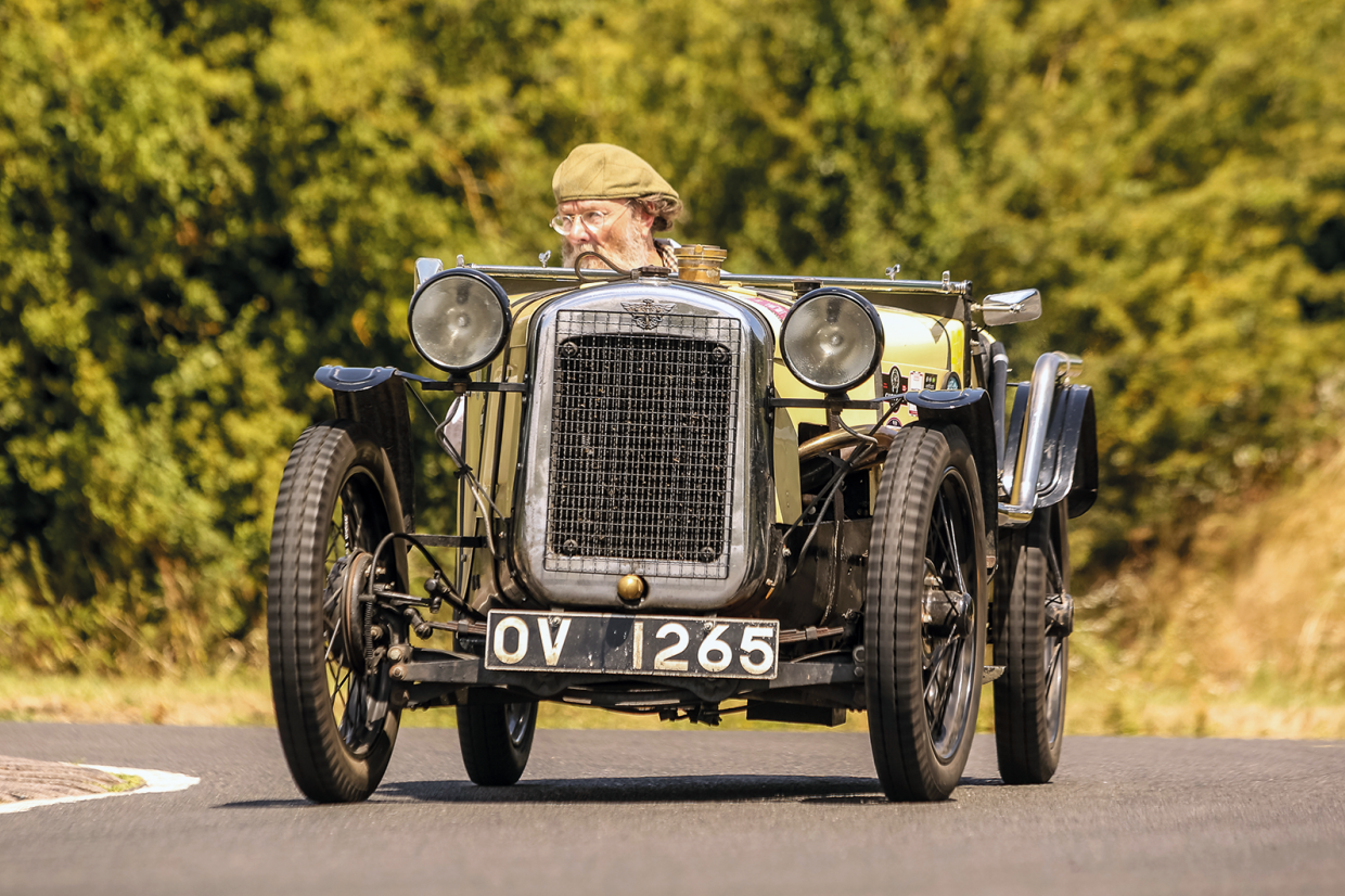 Classic & Sports Car – The race to 100mph: MG C-type Montlhéry Midget vs Austin Seven Ulster TT