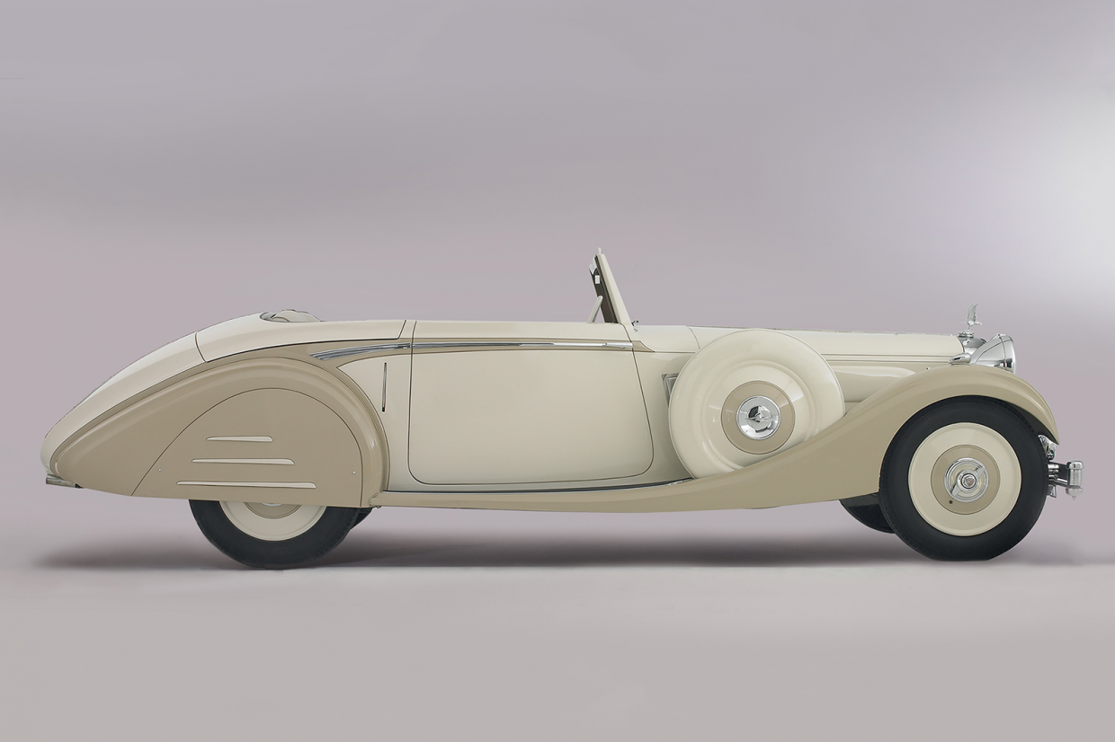 Classic & Sports Car – Alvis marks its centenary in style