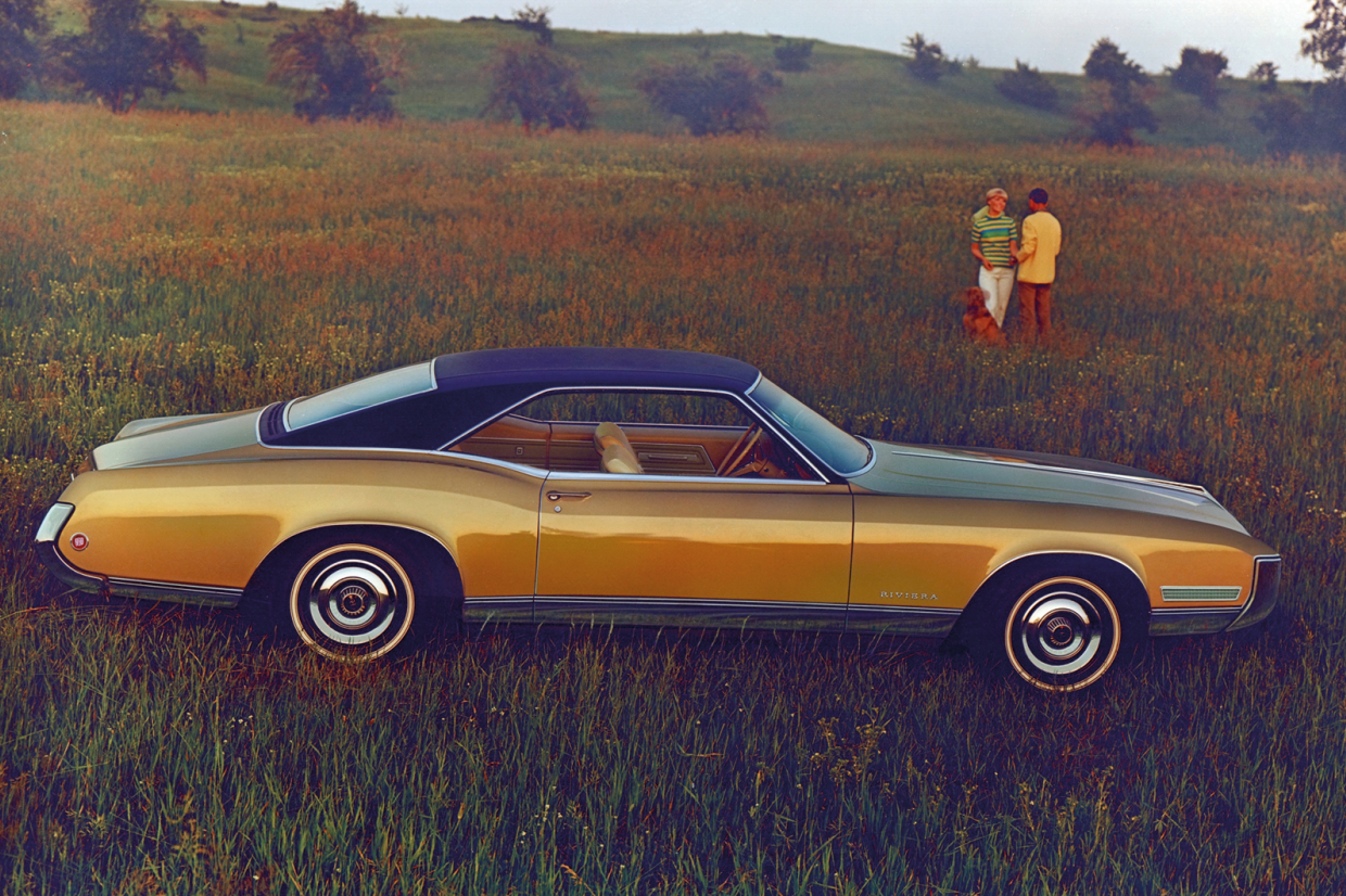 Classic & Sports Car – Gangster's paradise: reappraising Buick's controversial '71-'73 Riviera