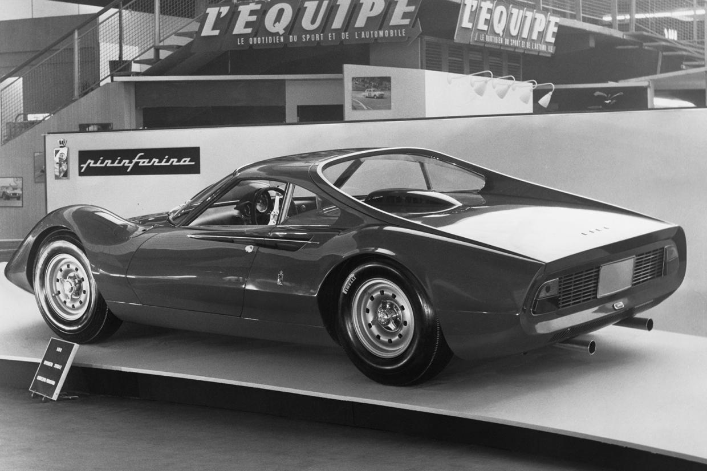Dino 206gt The Forgotten Baby Ferrari Classic Sports Car