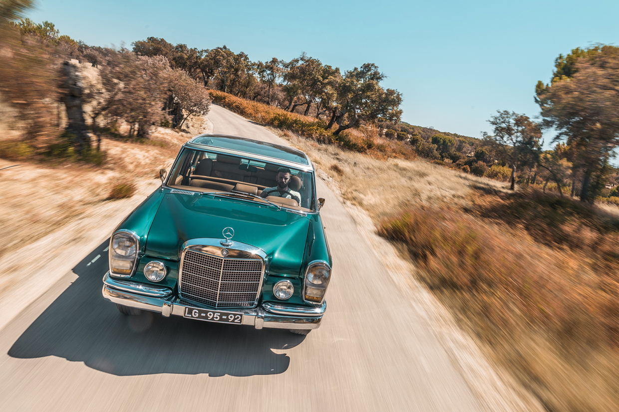 Classic & Sports Car – Blue-sky thinking: the unique glass-roofed Mercedes-Benz 600