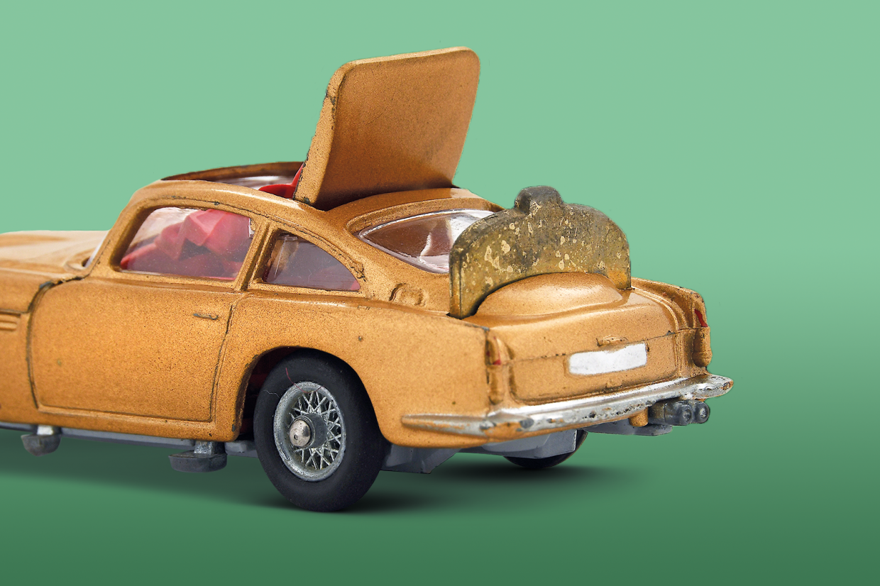 Classic & Sports Car – When Corgi struck gold: the story behind the greatest toy ever