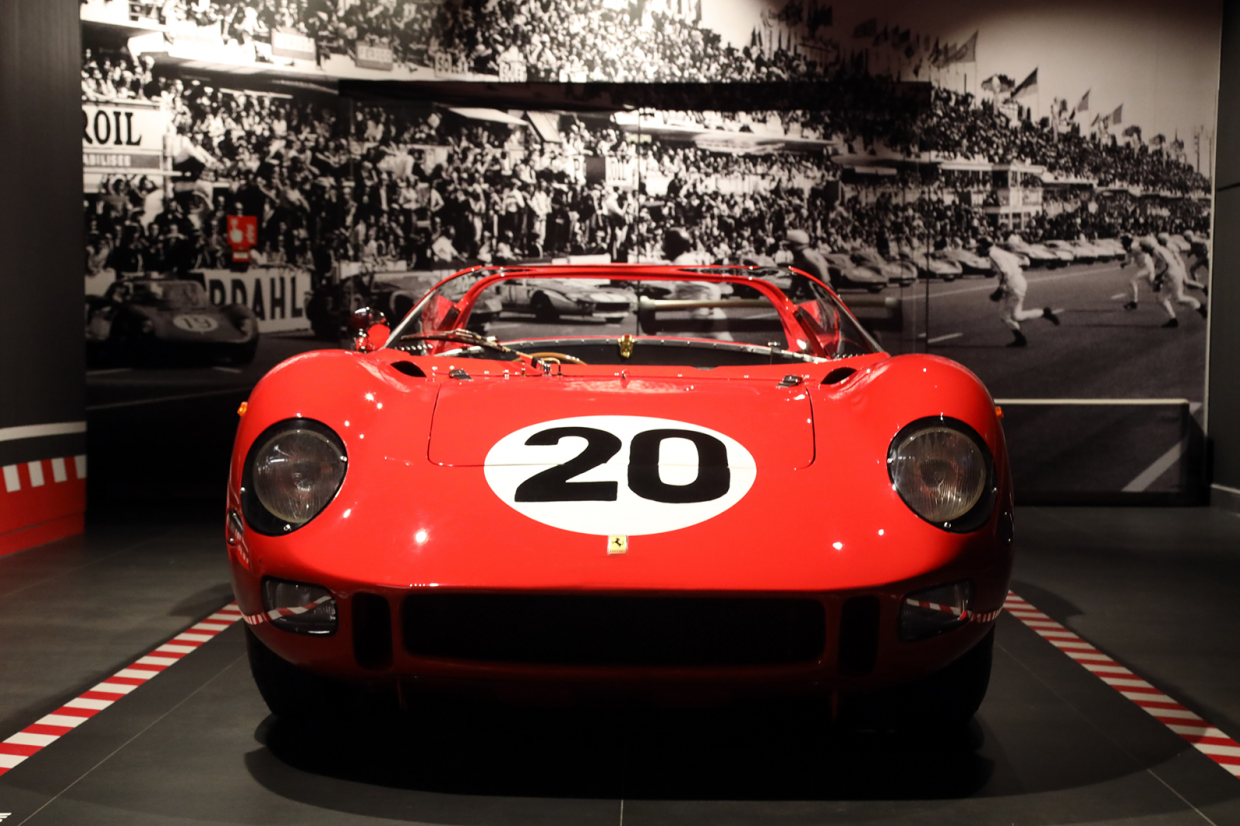 Classic & Sports Car – Le Mans Ferraris star in new Maranello exhibition