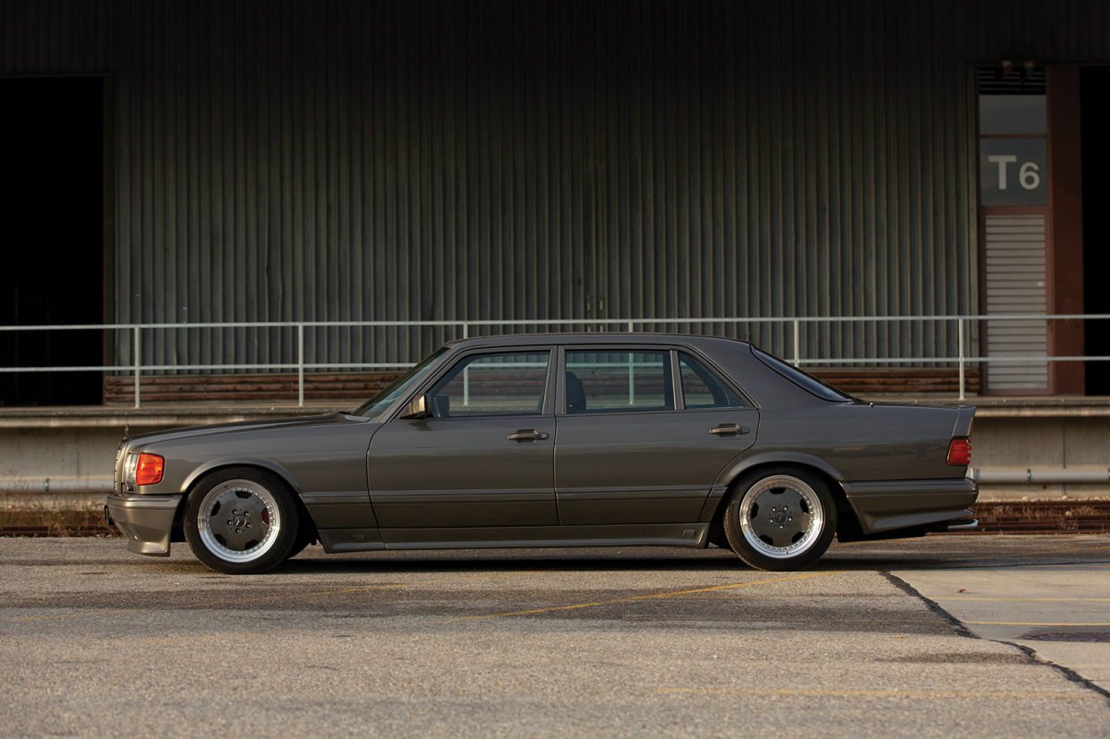 Classic & Sports Car – Low-mile Alpina sets the youngtimer pace in Paris