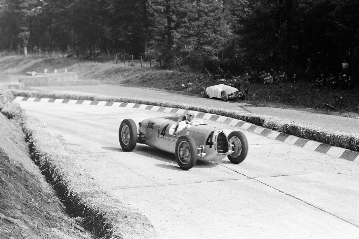 Classic & Sports Car – Motorsport memories: the brilliant Bernd Rosemeyer