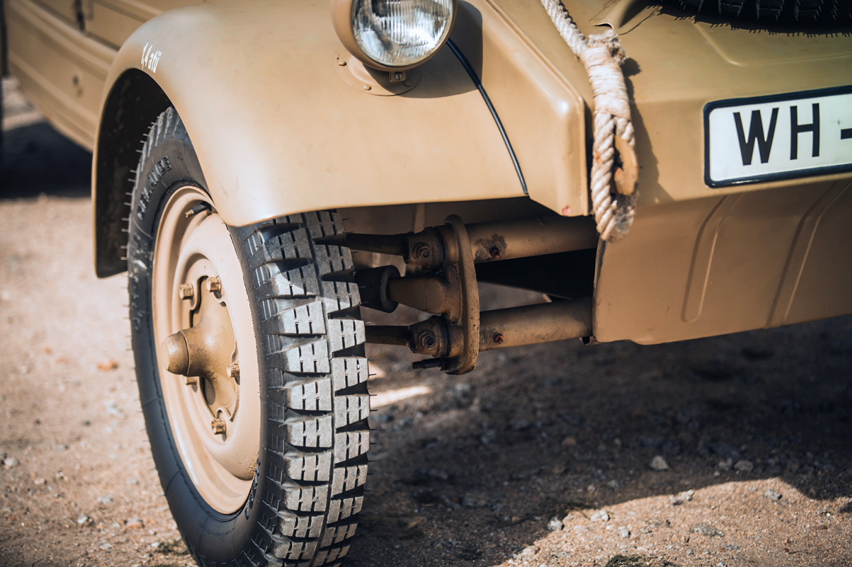 Classic & Sports Car – Why the Volkswagen Kübelwagen deserves its classic status