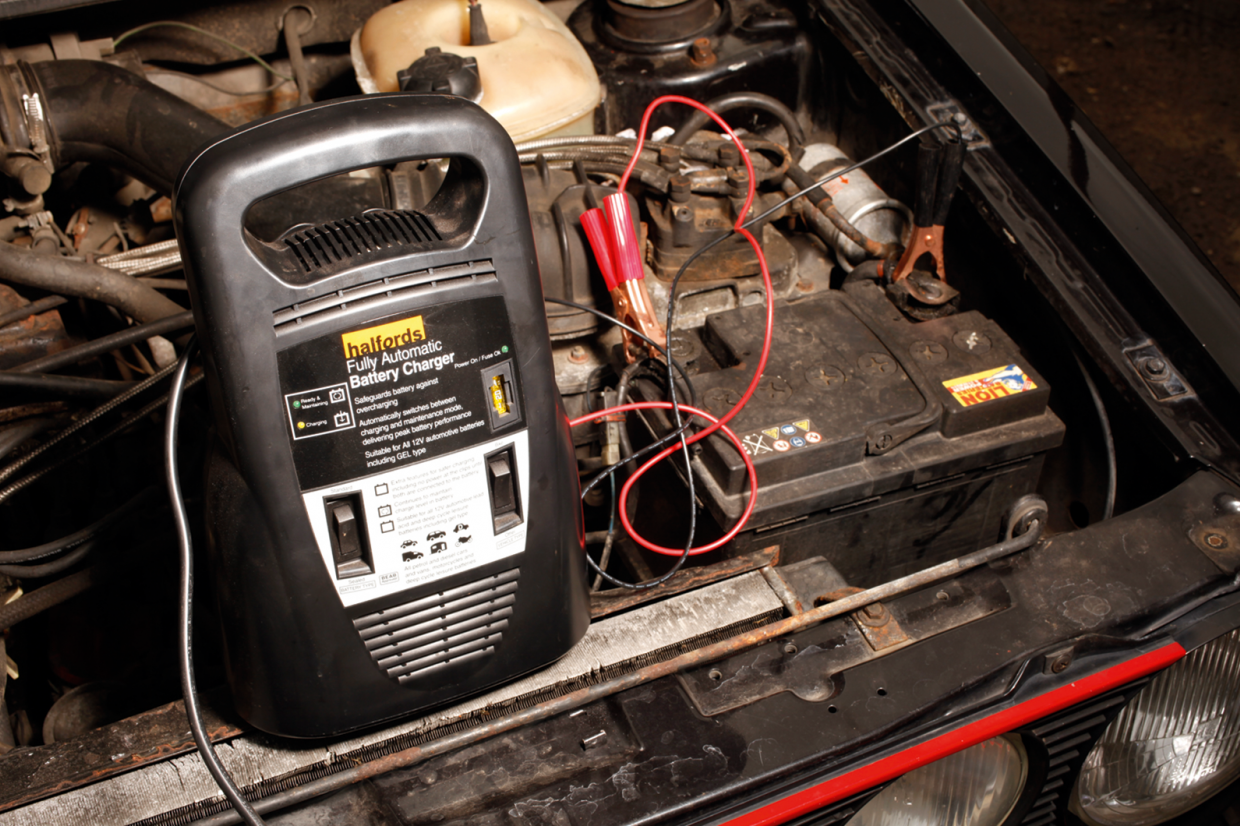 Use a conditioner to keep your car's battery in peak condition