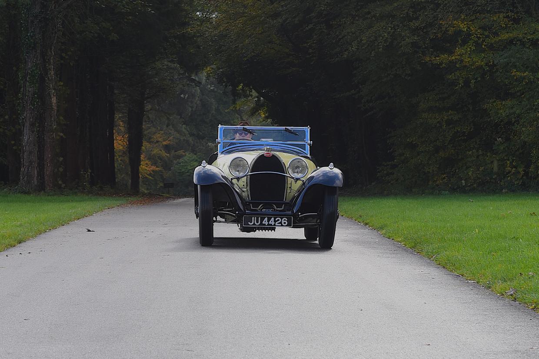 Bugatti Type 55 A Bug S Life Classic Sports Car