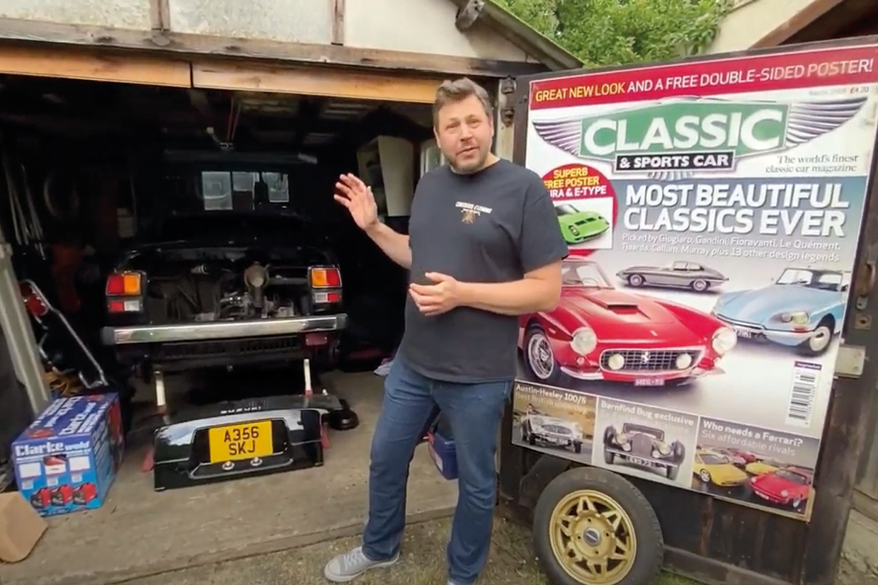 Classic & Sports Car – REVS virtual classic car show returns this weekend