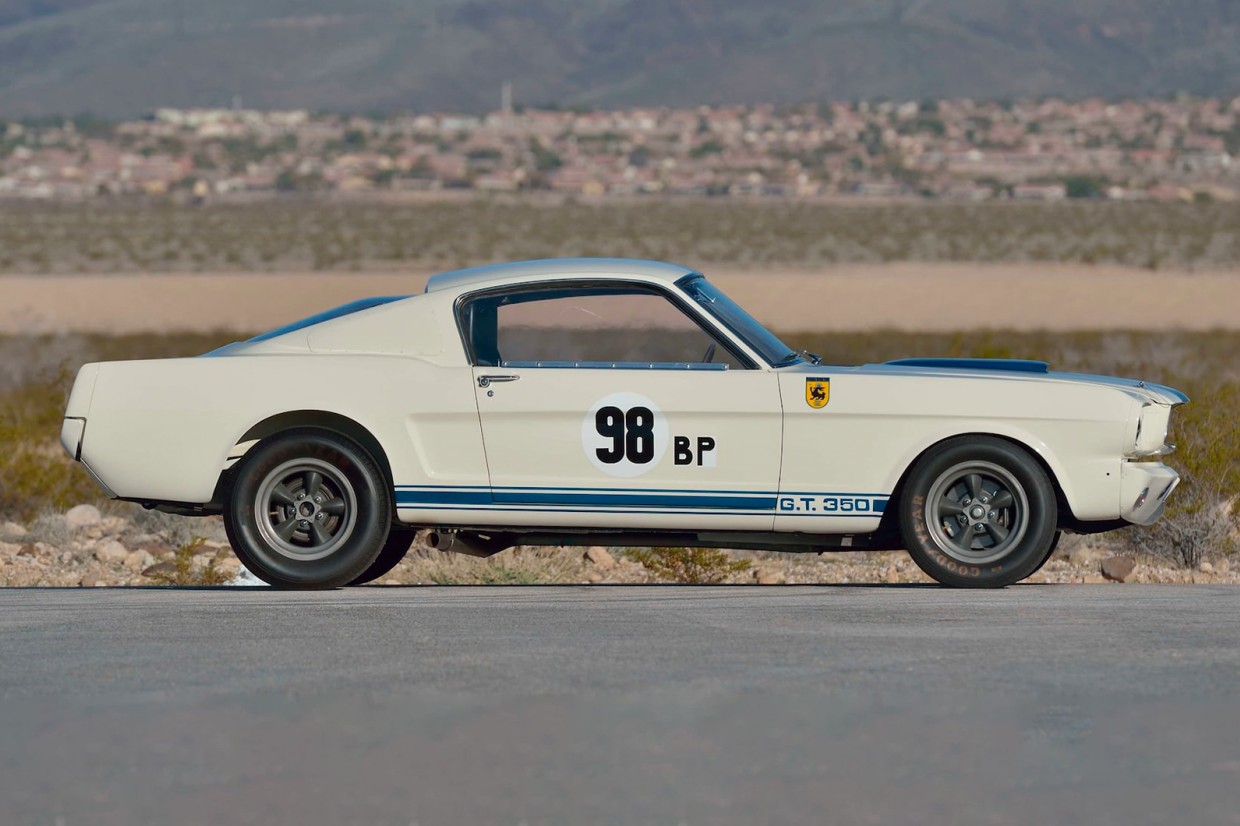 Classic & Sports Car – $3.85m world record for Ken Miles' Ford Mustang