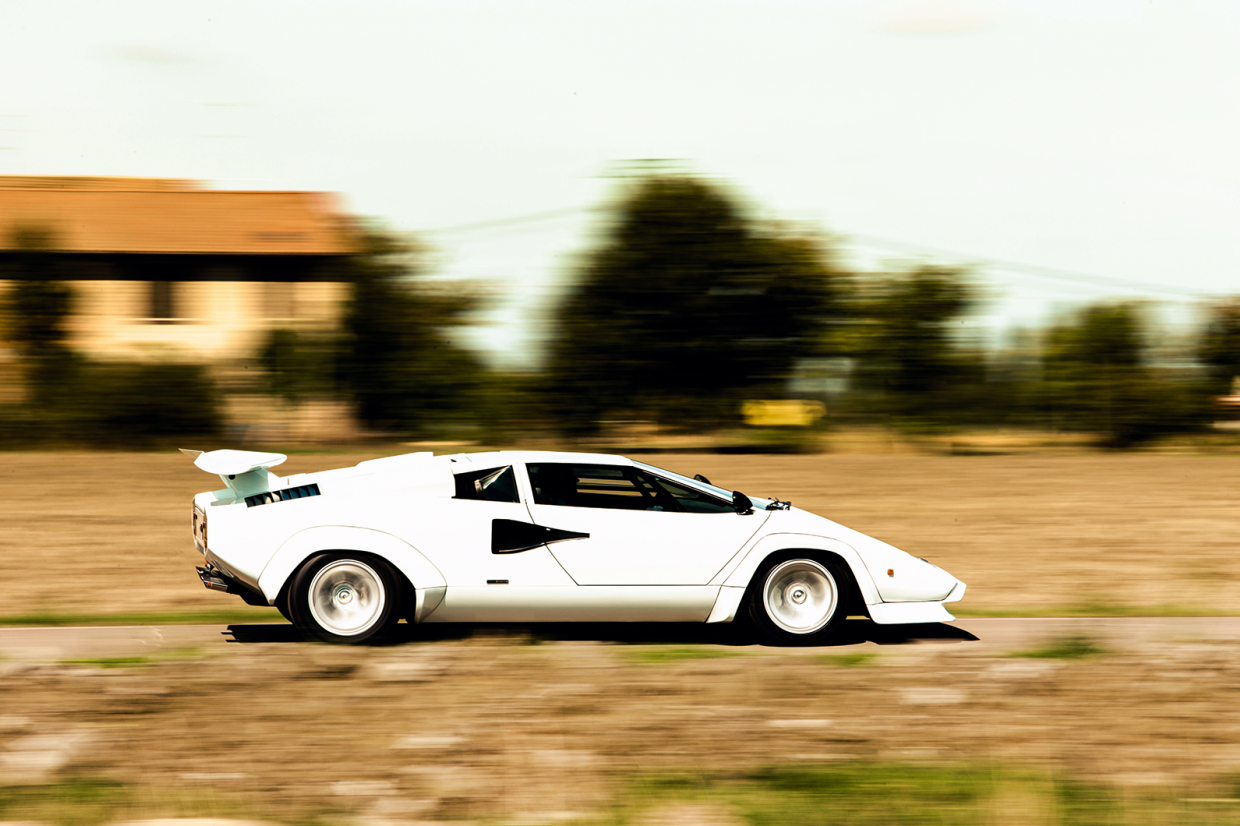 Classic & Sports Car – Why the allure of the Lamborghini Countach is much more than skin deep