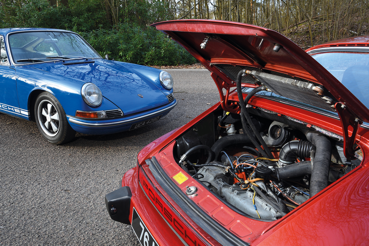 Porsche Four All Celebrating The 912e 912 And 914 Classic Sports Car