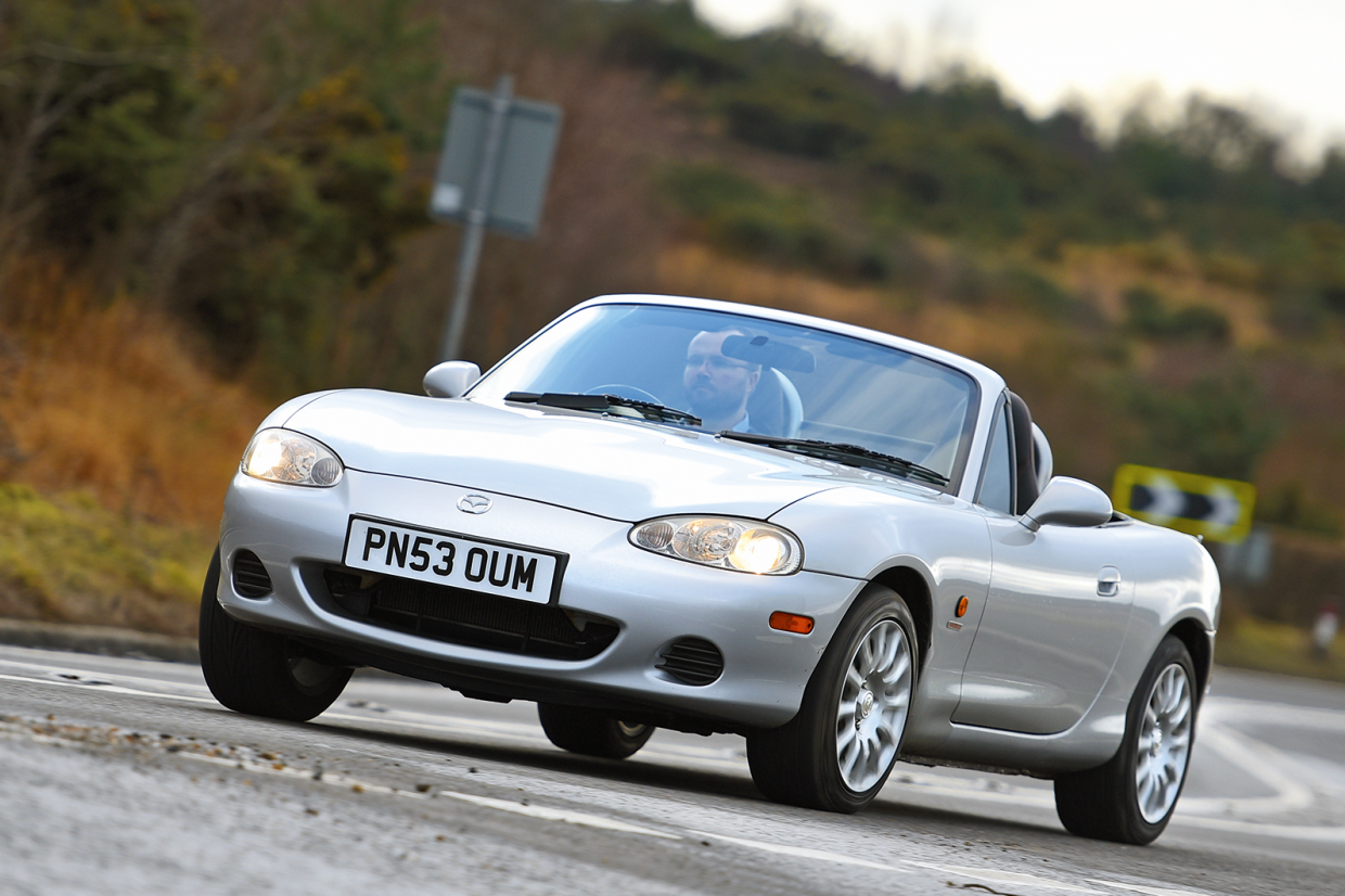 Classic & Sports Car – Buyer's guide: MGF