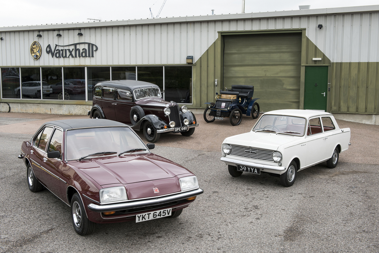 Classic & Sports Car – Iconic Vauxhalls to go on public display for the first time