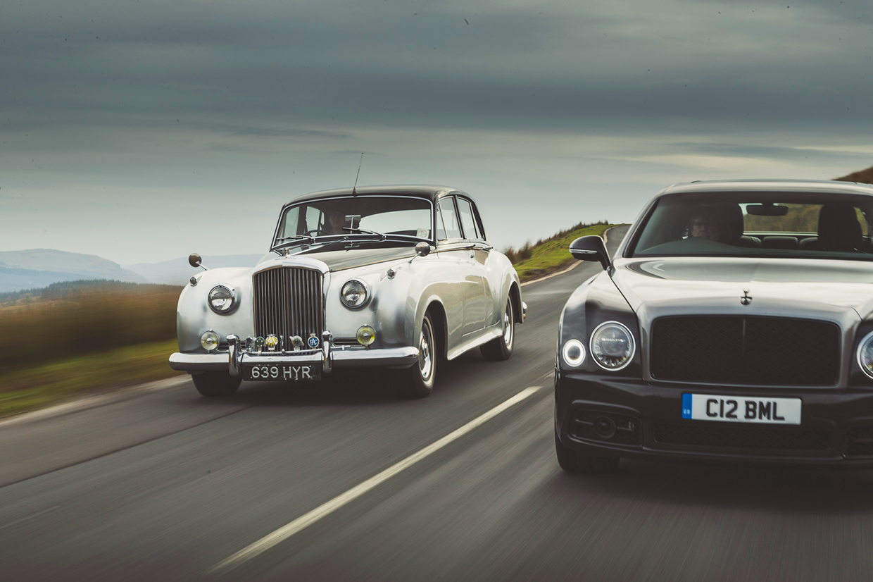 Classic & Sports Car – Bentley's heartbeat: the first and last L-series V8s