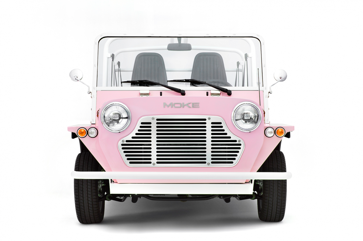 Classic & Sports Car – The Moke is back!