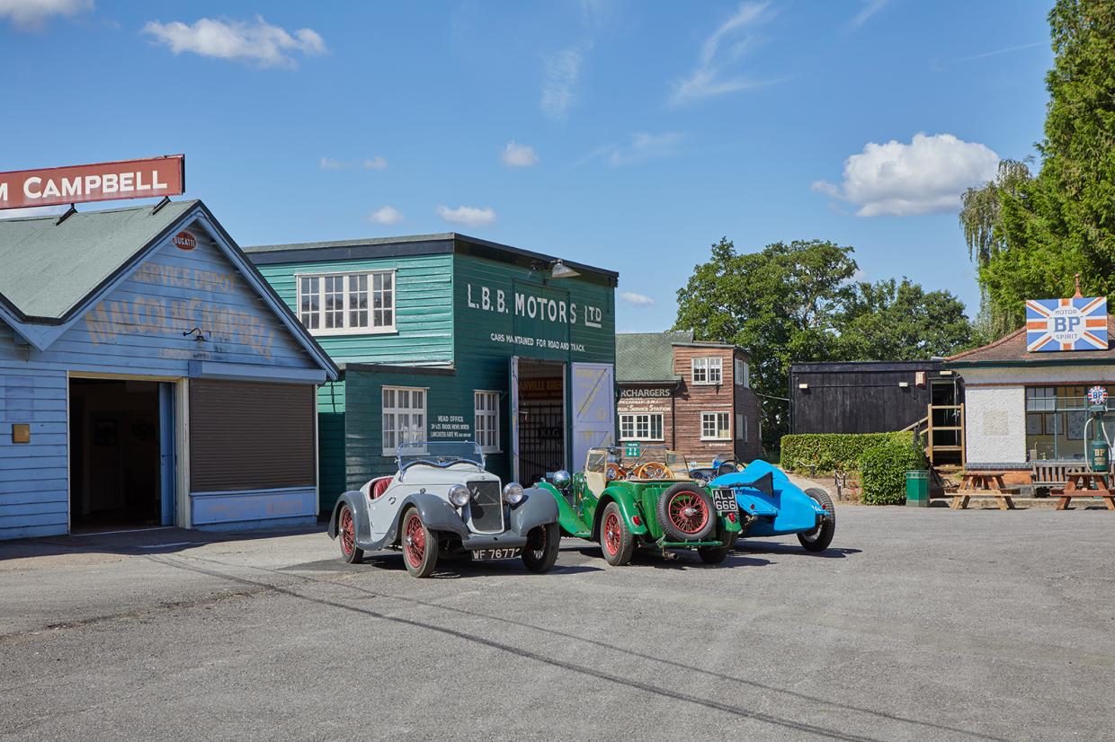 Classic & Sports Car – Government lifeline for Brooklands Museum