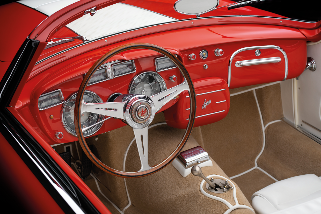 Classic & Sports Car – Open for business: Maserati A6GCS by Frua