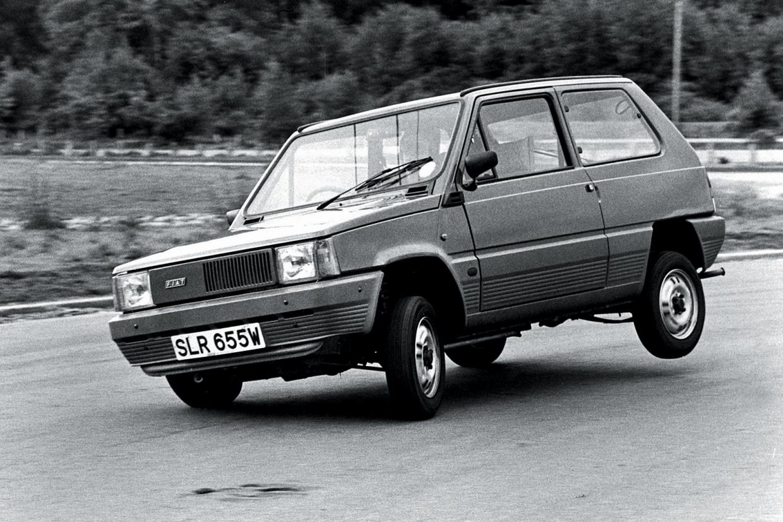 Original Is Best The Fiat Panda At 40 Classic Sports Car