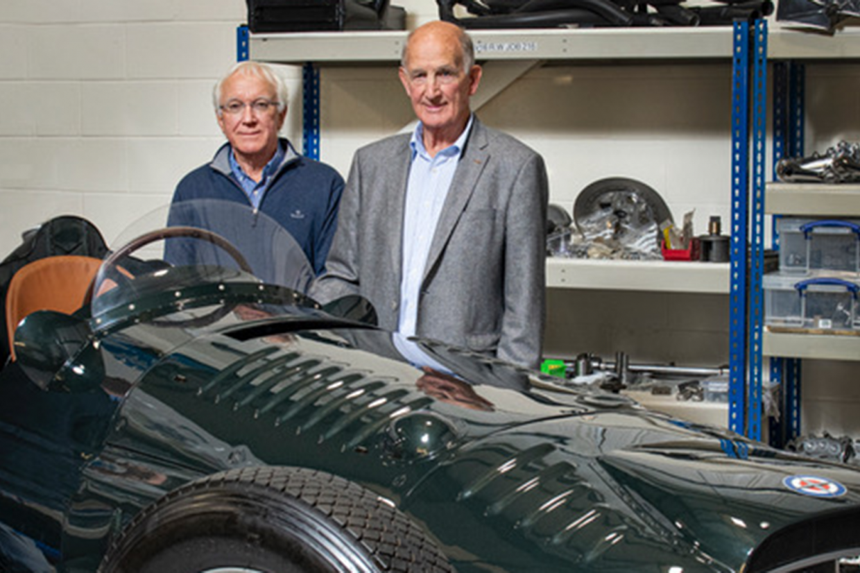 Classic & Sports Car – Three new BRMs mark the team's 70th anniversary