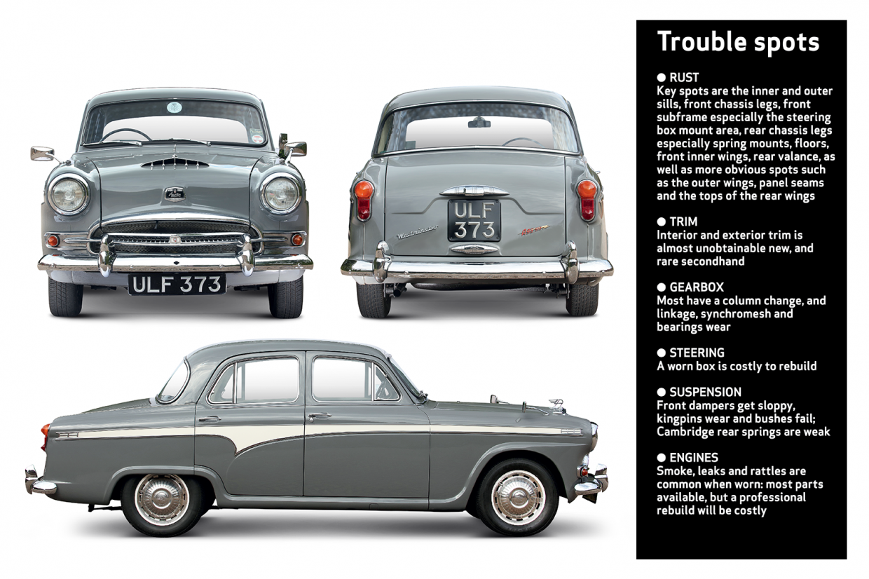 Classic & Sports Car – Buyer's guide: Austin Cambridge & Westminster
