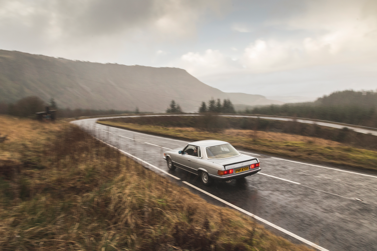Classic & Sports Car – Mercedes-Benz 450SLC 5.0: the world's least likely rally car?