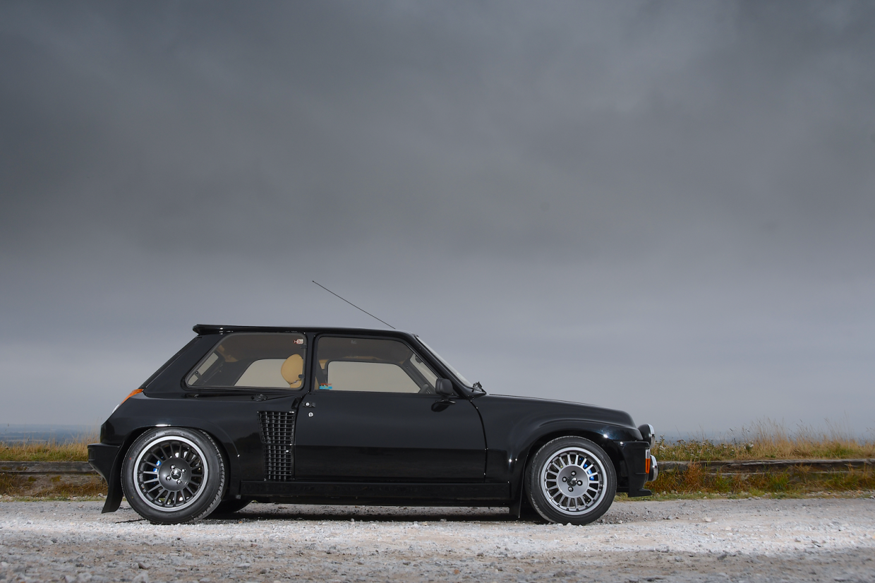 Classic & Sports Car – Wild child restored: Renault 5 Turbo 2