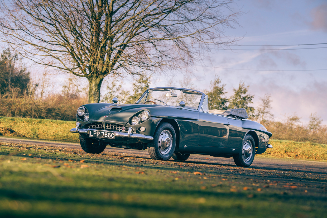 Classic & Sports Car – A missed opportunity? This is the only Jensen CV-8 convertible