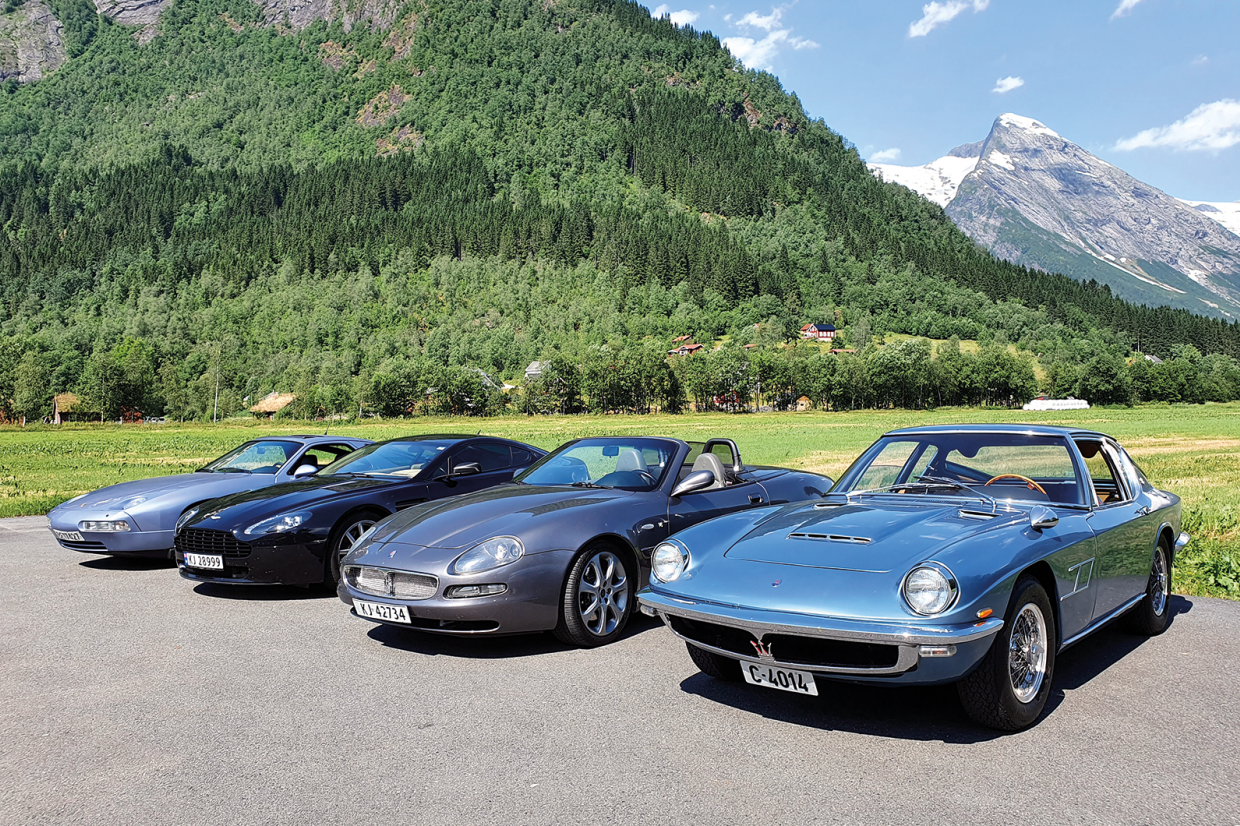 Classic & Sports Car – Your classic: Maserati Mistral