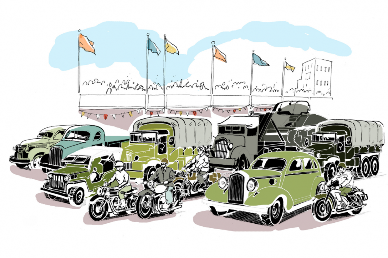 Classic & Sports Car – New look for 2021 Goodwood Revival