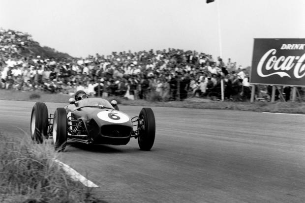 He Made His F1 Debut For The Team In The Dutch Grand Prix At Zandvoort In  1960. Driving The Lotus 18 Climax, The Young Scot Who Was A Stand In For  John ...