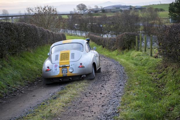 Lands End to John O'Groats 2016 | Classic & Sports Car