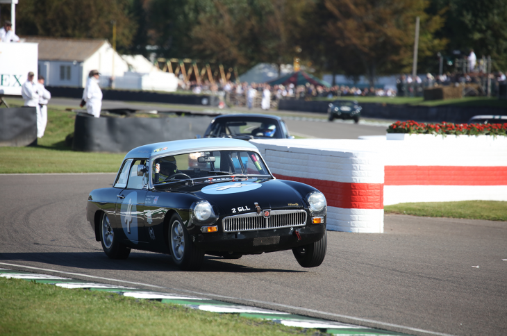 Classic & Sports Car – Goodwood SpeedWeek