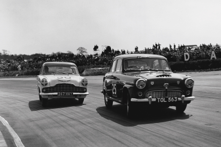 Silverstone Classic to mark BTCC's birthday with parade