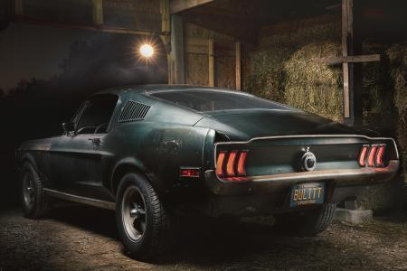 Classic & Sports Car – Bullitt Mustang coming to the UK