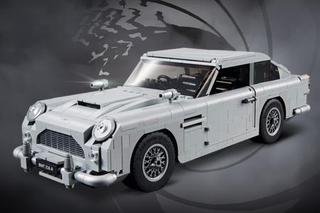 Classic & Sports Car – Build your own Bond DB5