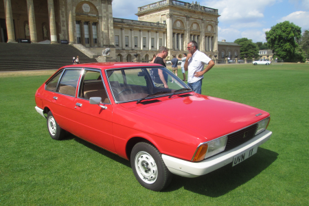 Chrysler Alpine takes top prize at Festival of the Unexceptional