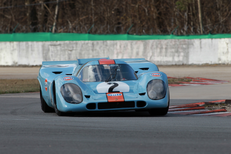 Marvelous McQueenu0027s Porsche 917K To Star At Hampton Court Concours