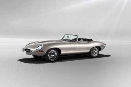 Classic & Sports Car – Electric E-type gets green light