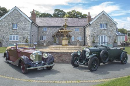 Classic & Sports Car – Unique Bentleys going under the hammer