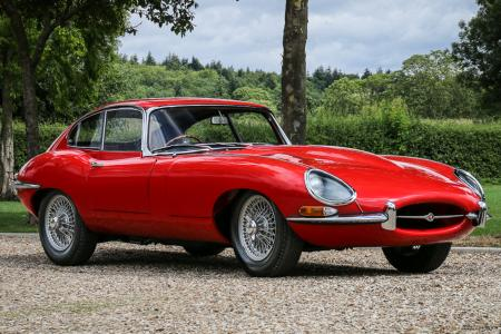 Classic & Sports Car – Want to own Sir John Whitmore's E-type?