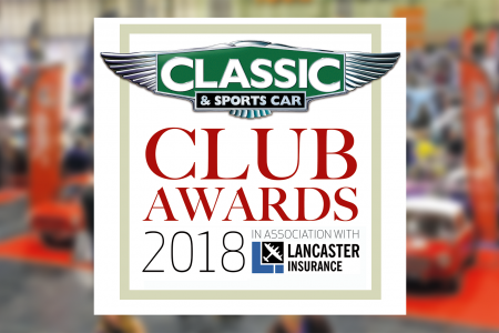 Classic & Sports Car – It's time to vote for the Classic & Sports Car Club Awards!