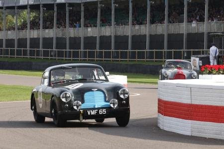 Classic & Sports Car – Darren Turner crowned Revival's Driver of the Meeting
