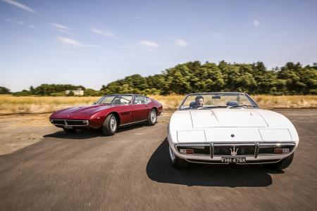 Classic & Sports Car – Cruise missiles: the Maserati Ghibli