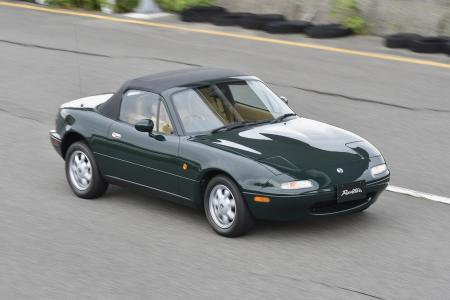 Classic & Sports Car – Mazda reveals the first factory-restored MX-5