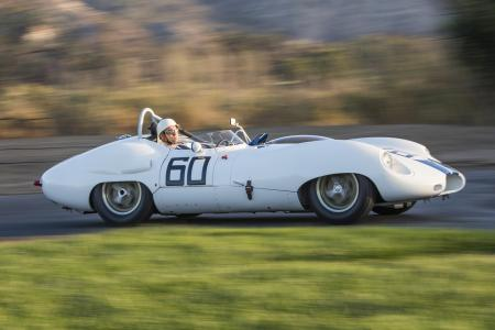 Classic & Sports Car – Moss' Lister-Jaguar to star in Scottsdale sale